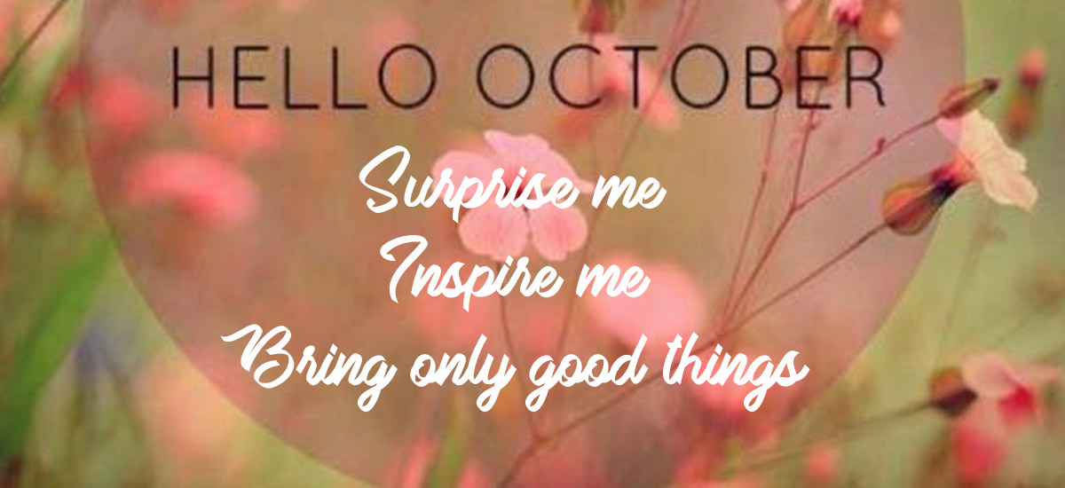 Hello October Photos on Pinterest
