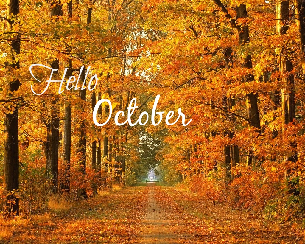 Hello October Pictures Beautiful Images