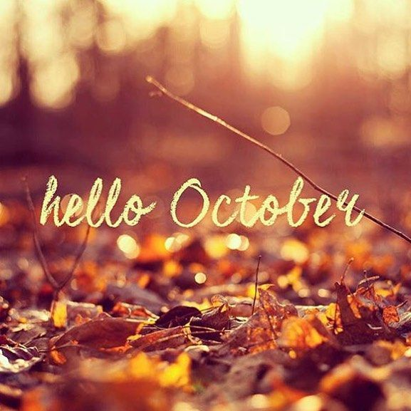 Love Hello October Tumblr Images Photos
