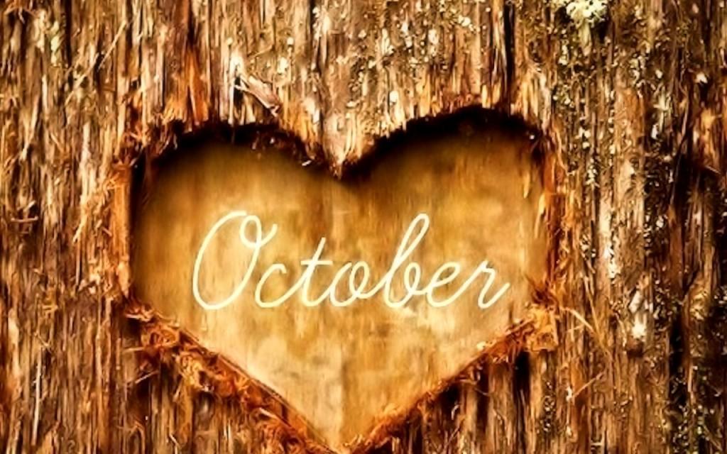 October HD Wallpaper For Desktop