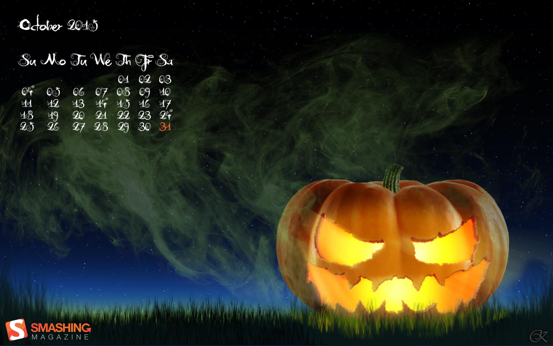 October Halloween Wallpapers Free Download