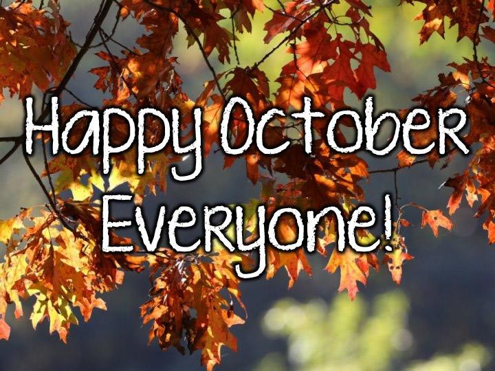October Photos for Facebook