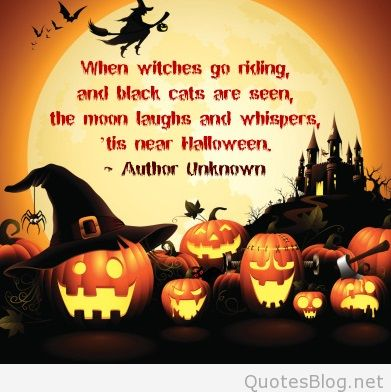 October Quotes and Poems