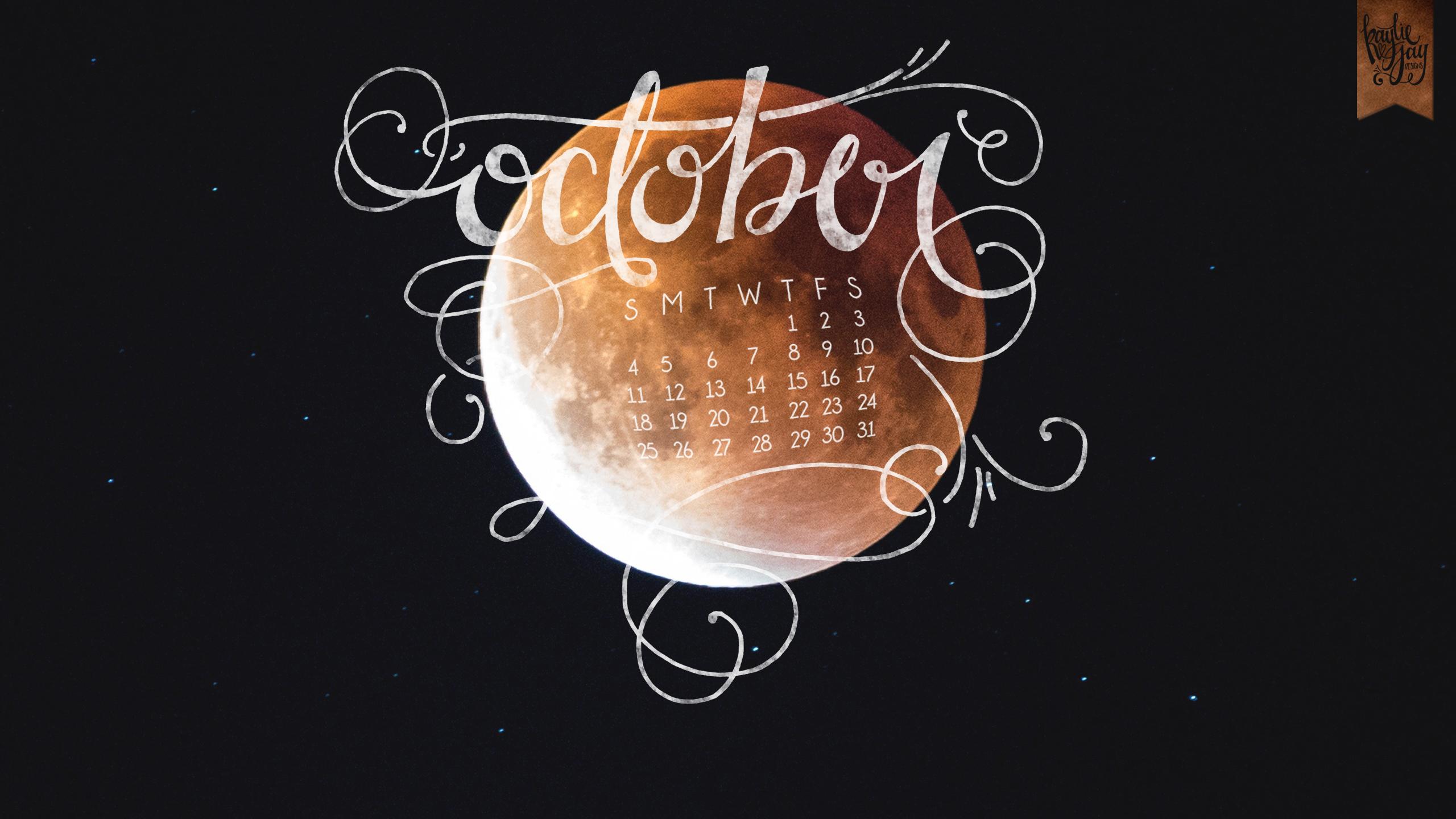 October Wallpapers for Desktop