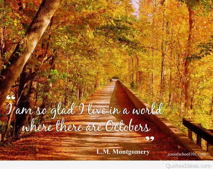 Sayings for Hello October