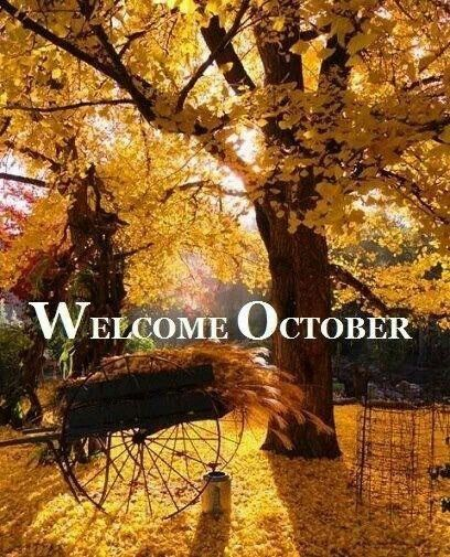 Welcome October Pictures Photos