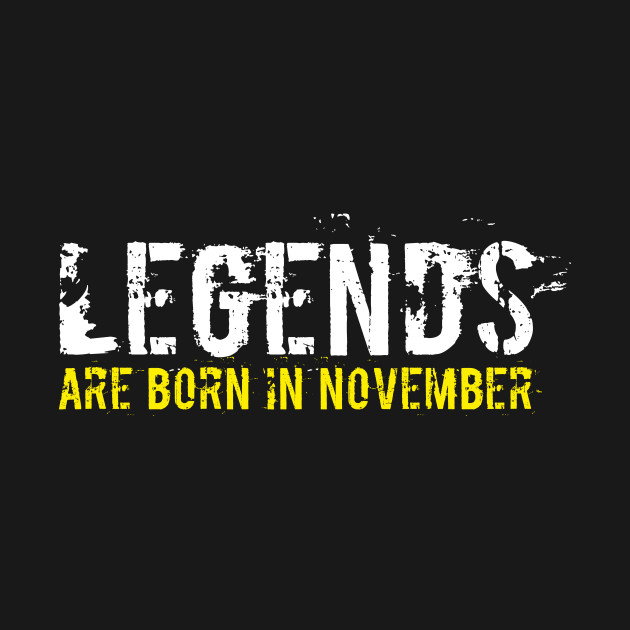 Born in November Quotes Images