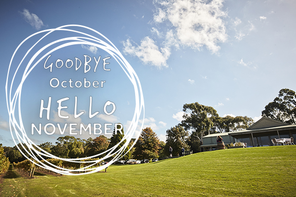 Goodbye October Hello November Images Facebook
