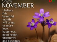Goodbye October Hello November Quotes Pictures