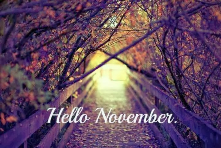 Hello November HD Pictures