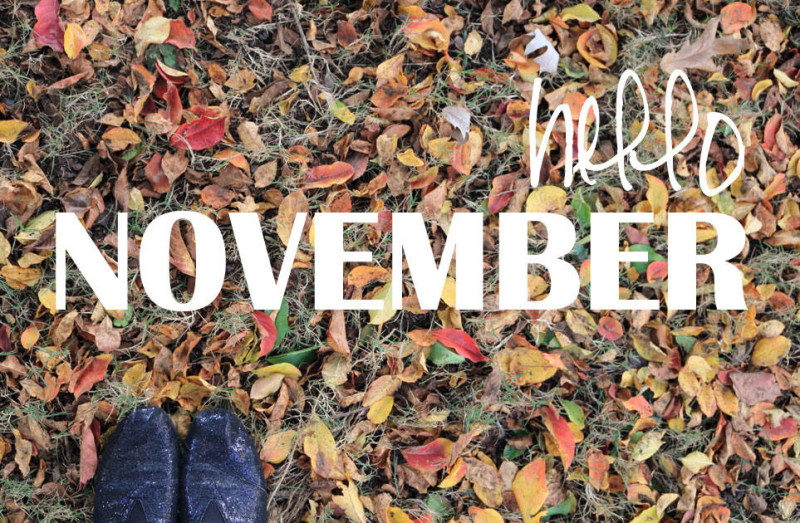 Hello November Photos HD
