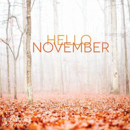 Hello November Pictures Tumblr