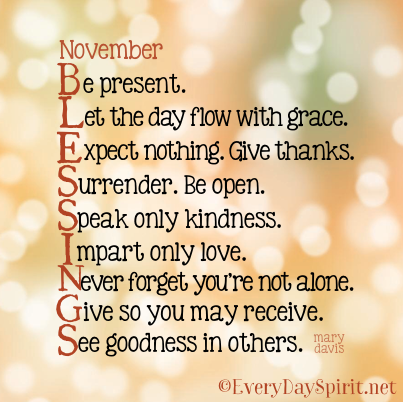 Hello November Quotes Wishes Sayings