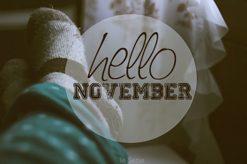 Hello November Tumblr Quotes Pictures