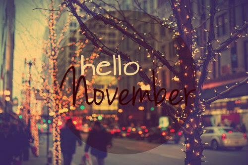 Hello November Tumblr