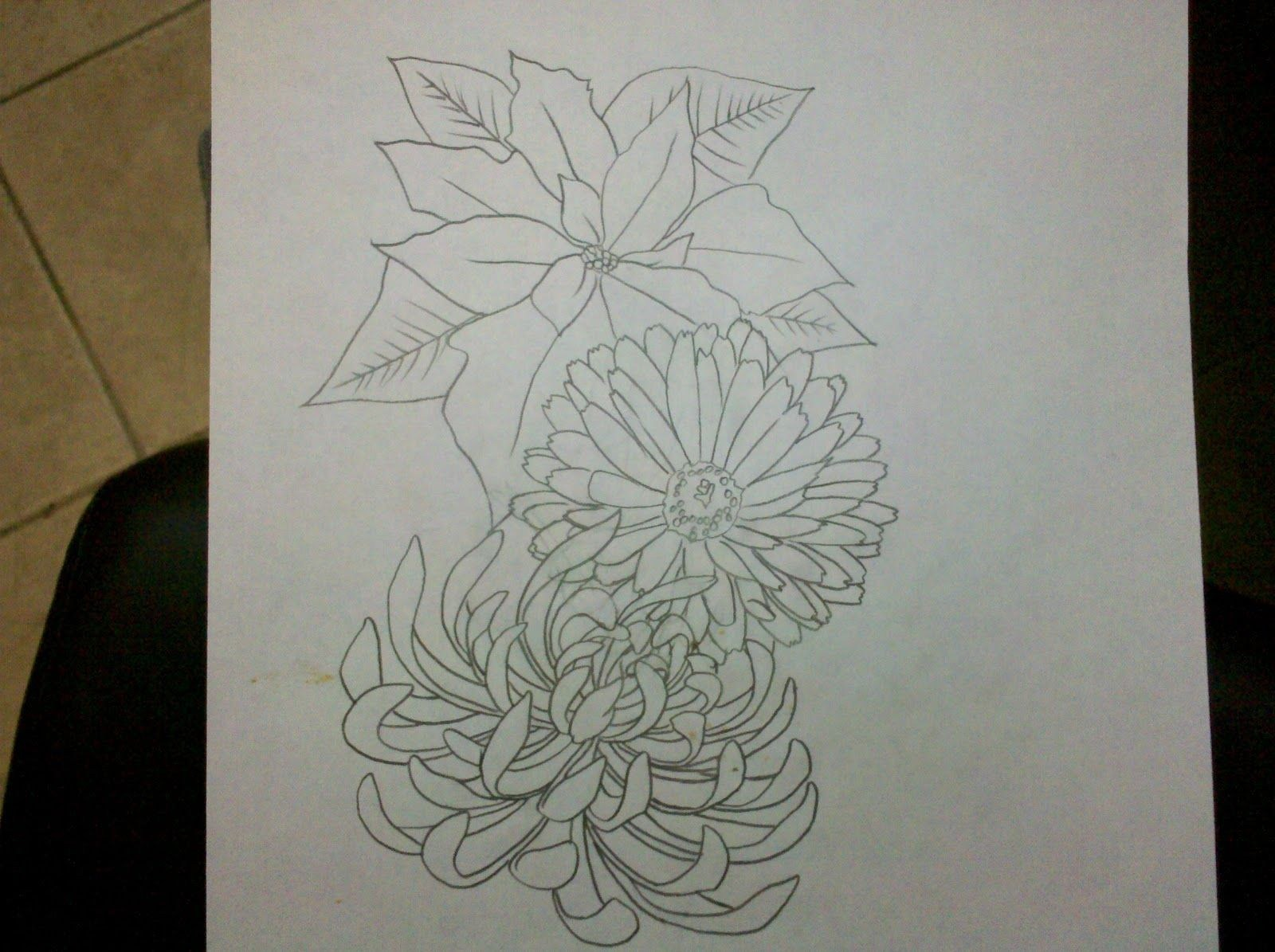 November Birth Flower Tattoo  October Birth Flower Tattoos