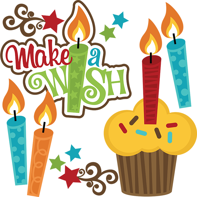 November Birthday Clipart