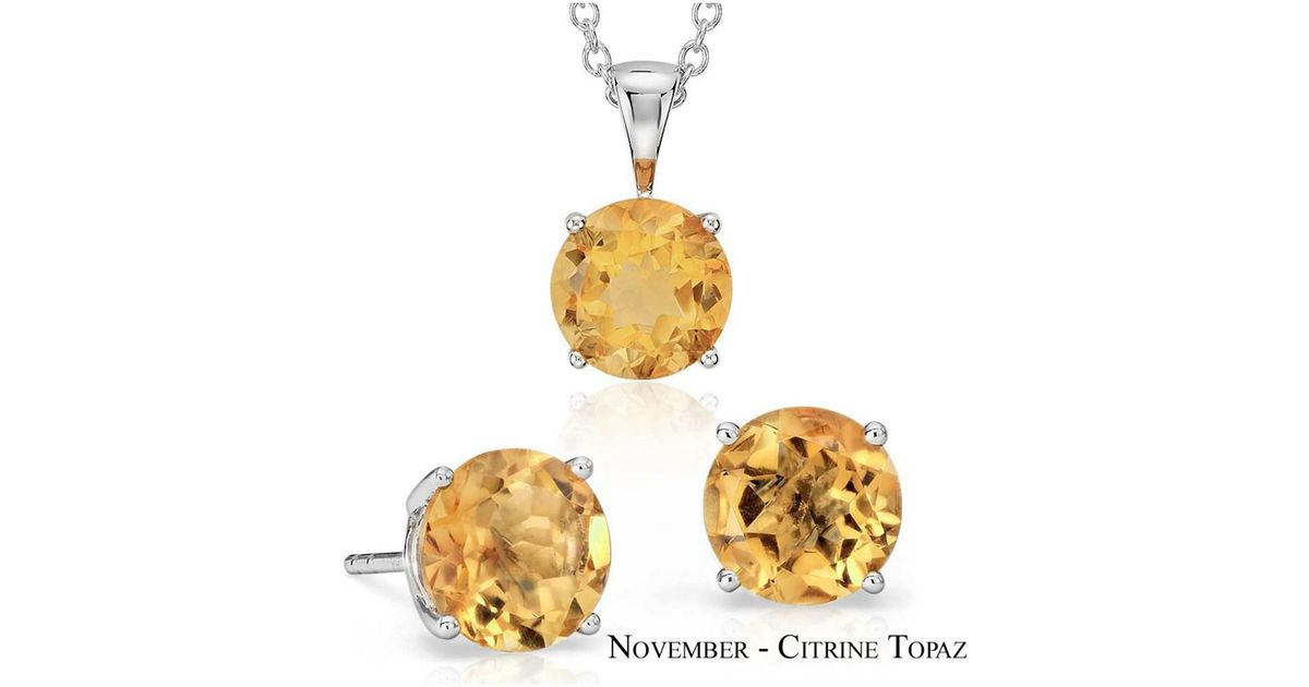 November Birthstone Gemstone