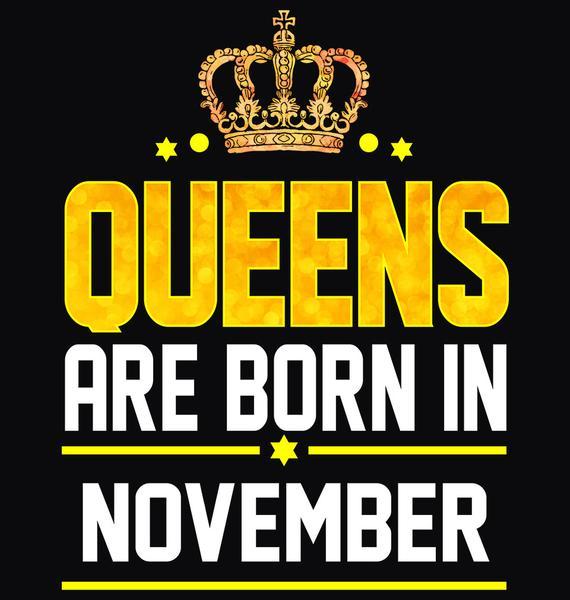November Born Quotes