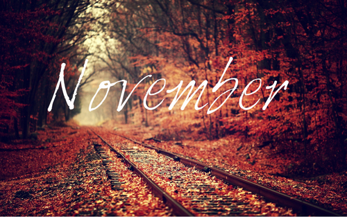 November Month Pictures