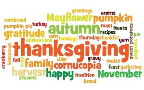 November Thanksgiving Sayings