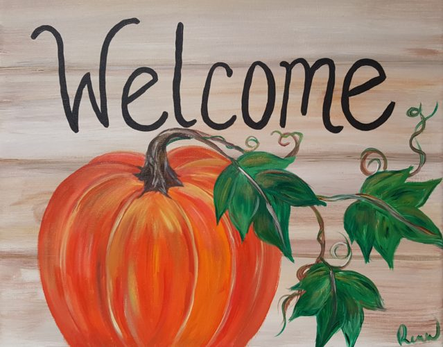 Welcome November Halloween Pictures