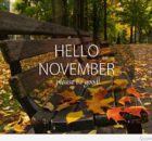 Welcome November Photos Please Be Good