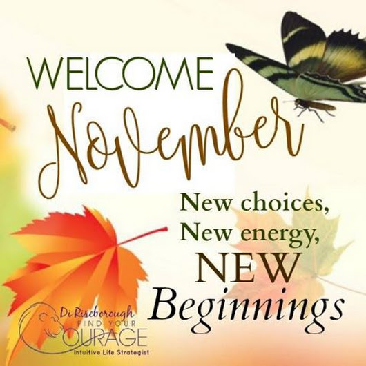 Welcome November Pictures Sayings
