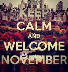 Welcome November Quotes For Whatsapp