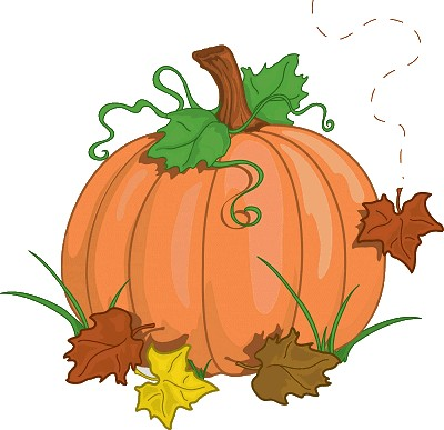 Welcome October Clipart Halloween Pumpkin