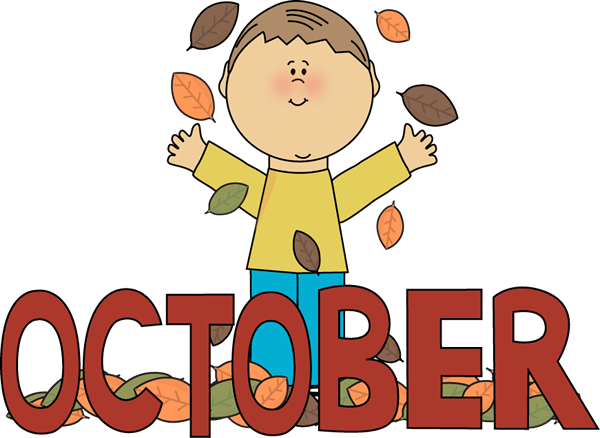 Welcome October Clipart Tumblr