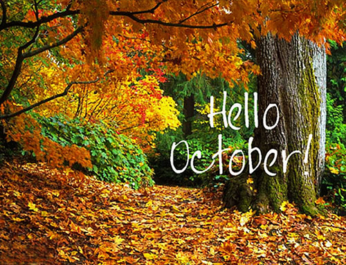 Welcome October Pics Tumblr