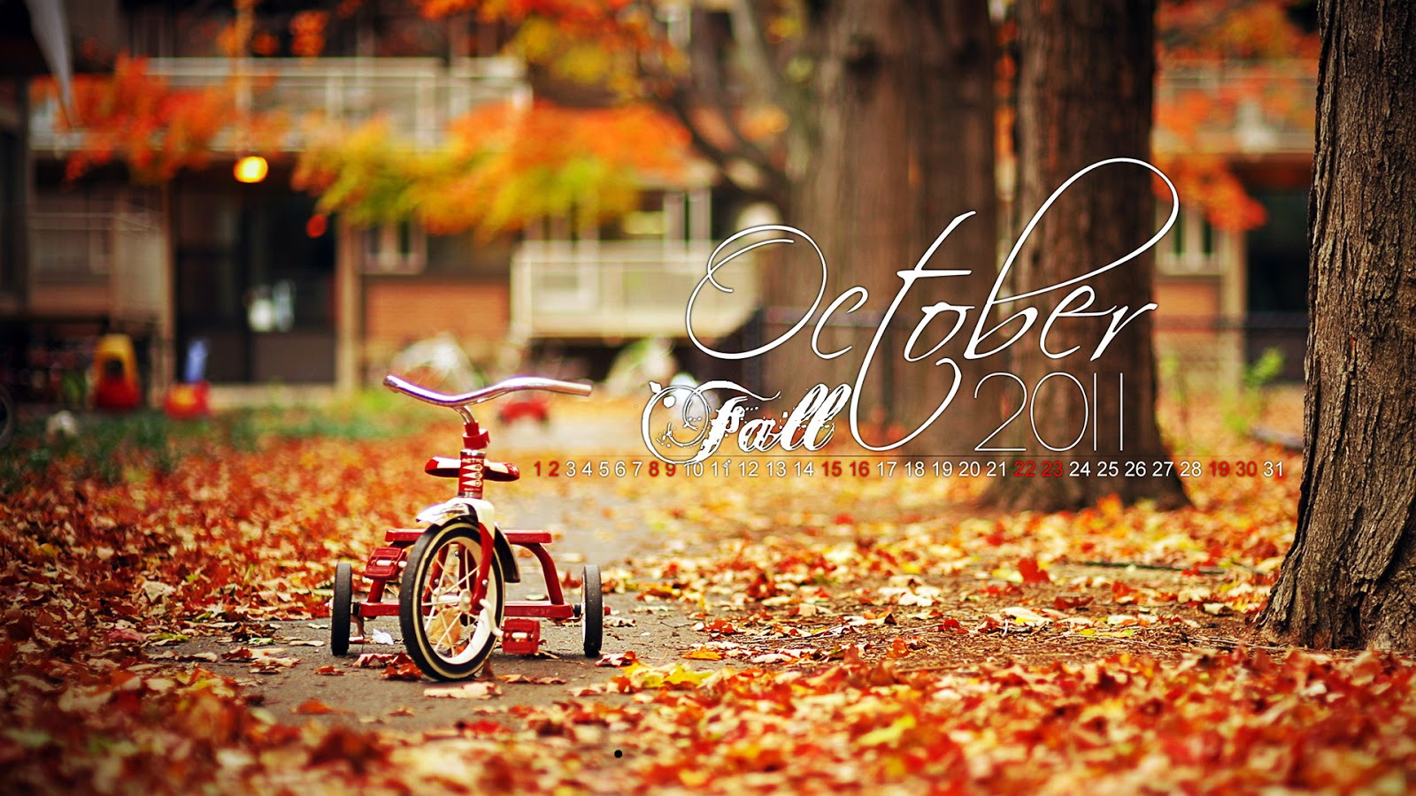 Welcome October Wallpaper Tumblr