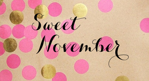 Welcome Sweet November Pictures