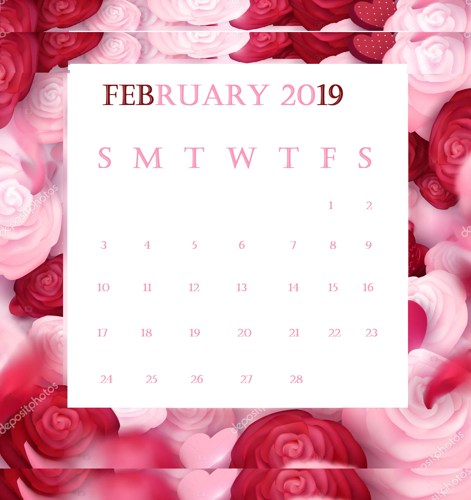 Beautiful Flowers February 2019 Wallpapers