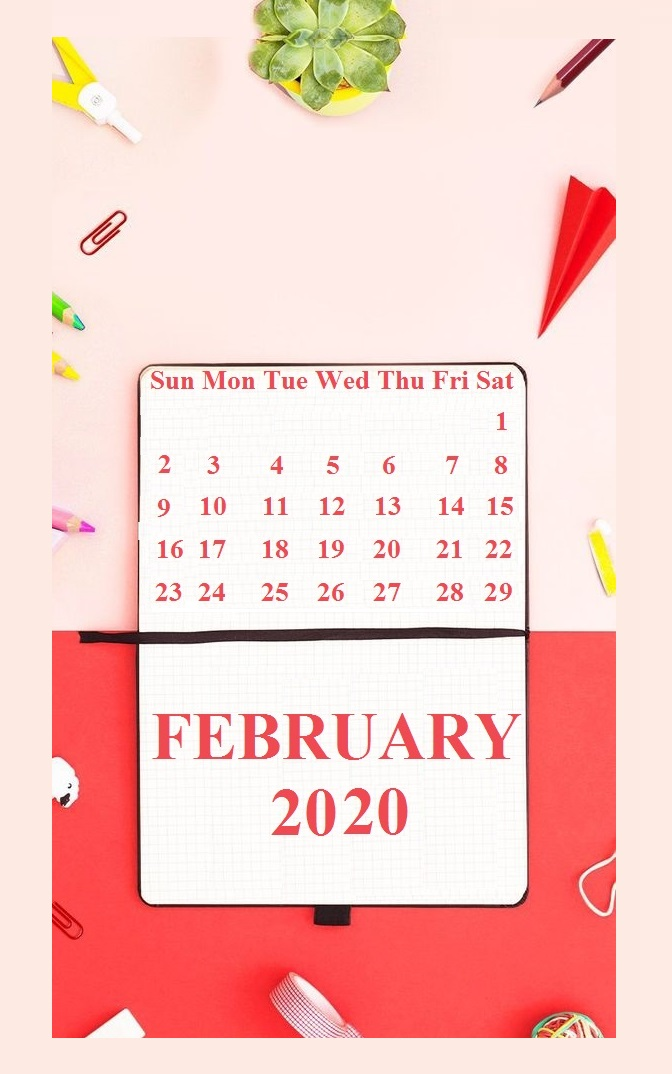 Best iPhone February 2020 Wallpaper