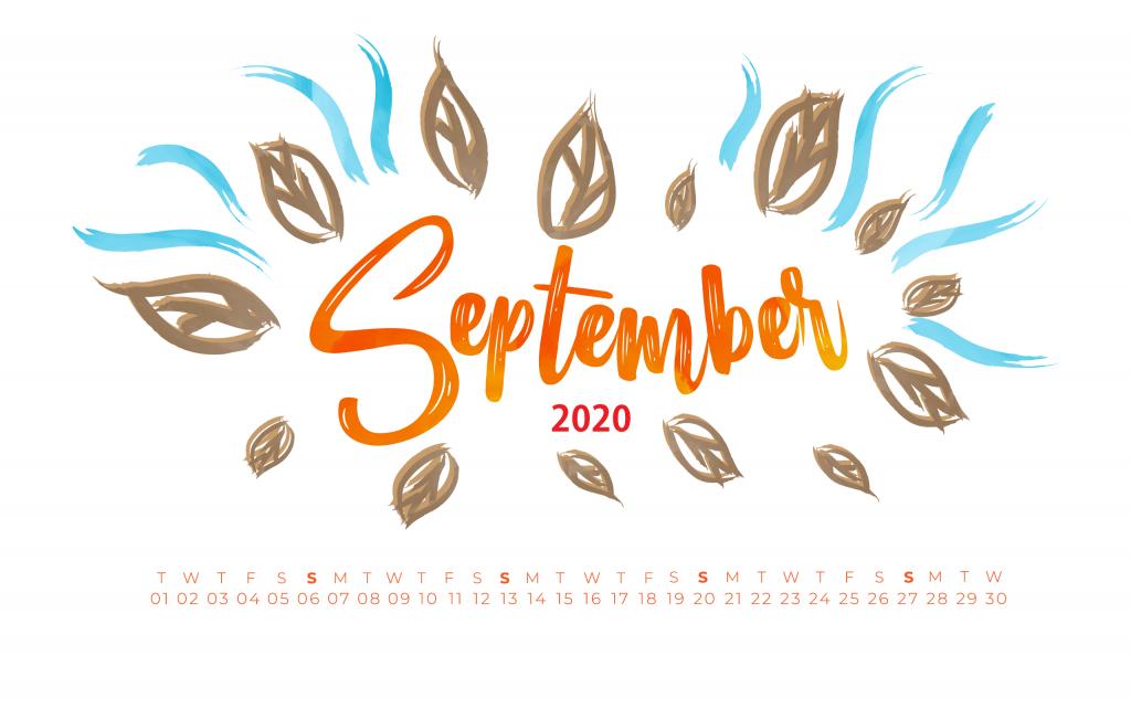 Desktop September 2020 Wallpaper